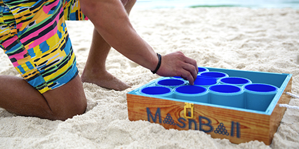 Cornhole, KanJam, Washer Toss, MashBall, Toss Games, Bean Bag Toss, Spikeball, Frisbee, Beer Pong, Ping Pong, Plug Pong, Bean Bag, Volleyball, Cricket, Tether Ball, Tailgating, Beach, Camping, Backyard Games, Backyard, Tailgating Activities